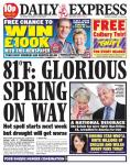 Saturday newspaper offers - see post - Express/ Telegraph/ Mail/ Mirror/ Guardian/ TImes/ Record/ Star