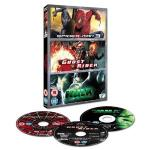 Spider-Man 3/Hulk/Ghost Rider [DVD] boxset - £4.35 delivered @ Amazon Marketplace (Sold by DiskGiant )