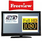 "TECHNIKA 3D LCD TV 42-8533D 42"" FULL HD 1080P WITH FREEVIEW REFURBISHED WITH A 12 MONTH TESCO OUTLET WARRANTY - £369.00"