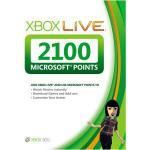 2100 Microsoft Xbox Live Points £14.99 @ Comet