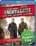 Enemy At The Gates Region Free Bluray £9.60 @ PlanetAxel