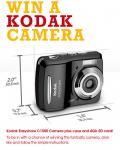Win a Kodak Easyshare C1505 Camera plus case and 4GB SD Card @ Insight UK (Facebook)