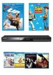 Samsung BD-C5300 Blu Ray Player + 6 Free Blu Rays £69.99 @ Blockbuster