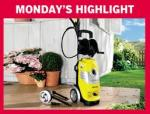 Parkside Pressure Washer PHD 150 A1 £89.99 @ Lidl
