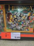 Lots of half price (or less) toys - Lego Fortaan £9.99, Darth Maul Lightsabre £11.99