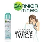 1000 free full size samples Garnier Clean Sensation Deodorant @ COMPANY