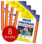 I Can Read Spanish Collection - 8 Books rrp £31.92 now £3.99 del @ The Book People ( more language learnng books in 1st post )
