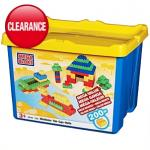 200 Piece Mega Bloks Tub £7.50 @ Asda Direct