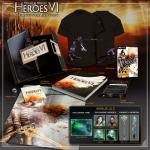 Heroes of Might & Magic 6 Collectors Edition on PC for £9.98 @ GAME