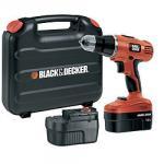 Black & Decker 18V Combi Drill + 2 batteries £59.99 @ B&Q