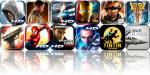 Gameloft iPhone & iPad games sale £0.69 penny