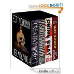 Scott Nicholson Library, Vol. 4 (Boxed Set) [Kindle Edition] - FREE @ Amazon (Usually £5.12)