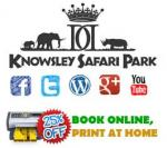 Knowsley Safari park 25% off online booking. £12 adults £9 kids (Under 3s free
