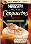 Nescafe Café Cappuccino Unsweetened (10pk - 165g) @99p Store