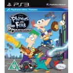 Phineas and Ferb Across the 2nd Dimension (PS3) - £12.99 @ Amazon