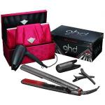 ghd Scarlet Collection Deluxe Limited Edition Gold Series Classic Styler Hair Straightener and Dryer Gift Set - Now only £111.75 @ Amazon