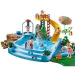 Playmobil 4858 Open Air Pool with Slide rrp £41.50 now £19.99 del @ Amazon