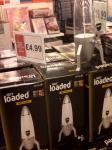 Ethos Get LOADED 'Beer Rocket' BEER Dispenser Only £4.99 Instore @ QD Stores (were £49.99 @ Play.com)