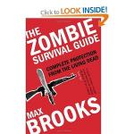 The Zombie Survival Guide: Complete Protection from the Living Dead (Paperback) £6.56 @ Amazon