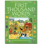 First Thousand Words in Italian / First Thousand Words in German now £1.50 each del @ The Book People ( use free del code )