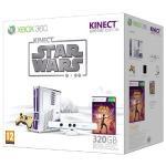 Star wars xbox 360 kinect, game 320gig hard drive! £295.00 @ Amazon