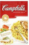 Campbells Savoury Rice 120g was 64p now 32p @ Morrisons