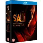 Saw: 1-7 Box Set [Blu-ray] £39.99 delivered @ Amzon