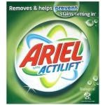 Ariel with Actilift Biological Powder 25 Washes 2 kg £4 @ Amazon