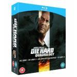 Die Hard Quadrilogy (Blu-ray) Box Set - £25 @ Amazon