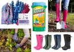 Win 1 of 2, a Garden Essentials Kit worth £100 from Roundup Gel and Town & Country @ Real Homes Magazine