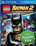 Ps vita Lego batman 2 dc super heroes free shipping until 28/05/12 planet axel - £24.89 (Pre order)