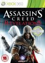 Assassin's Creed Revelations (Classic Edition/Platinum) - Xbox 360 and PS3 - Only £12.95 @ The Hut