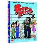 American Dad - Season 6 [3 x DVD's] - £10.95 @ TheHut.com + 3% Quidco