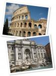 Win 3-night break in Rome, including return flights and a stay in the Columbia Hotel @ Random House