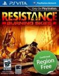 Resistance Burning Skies - PS Vita - planetaxel - £26.81