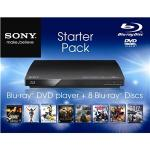 Sony BDP-S185 / Blu-ray Disc Player / DVD Player WITH 8 FREE BLU-RAY films including Twilight new moon, Spiderman 3 and The Adjustment Bureau  @ Play  (rrp£129.99) £79.99Delivered! All free films listed in description