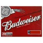 20 x 300ml Budweiser for £10 @ Morrisons