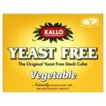 Kallo Vegetable Stock Cubes (66g) 75p @ Asda