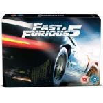 Fast and Furious 5 - Limited Steelbook Edition: Triple Play Blu-ray @ Zavvi £7.45