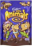 Cadbury's Animal Shaped Mini Chocolate Biscuits (125g) 89p @ Sainsburys