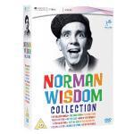 Norman Wisdom Collection (12 Disc) £13.97 @ Amazon