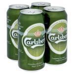 Carlsberg x 8 cans (2 x 4 packs) £6.08 @ Tesco instore