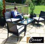 Win a luxurious garden sofa set worth £1,139 @ Real Homes Magazine