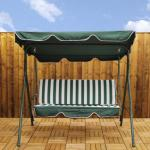 3 Seater Padded Swinging Hammock - £49.99 @ TJ Hughes (+ £5.50 delivery)