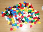 SOLD - 900 + Mixed Pieces Lego