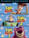 Toy Story 1, 2 and 3 - Triple Pack Blu Ray (Plus Bonus Disc) for £14.95 @ The Hut