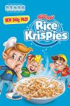 Kelloggs Rice Crispies (New size 340g pack) 1.00 @ Co-op Lincolnshire