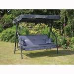 3 seater Black Hammock Swing @ £50 was £100 @ Asda Instore