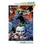 Batman: Detective Comics Vol. 1: Faces of Death £0.77 [Kindle Edition] @ Amazon