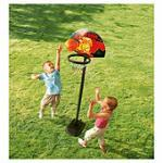 Tesco Garden Basketball Set in Red now £4.96 del to store @ Tesco